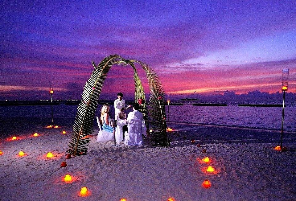 Maldives, Travel, Landscape, Best, Romantic