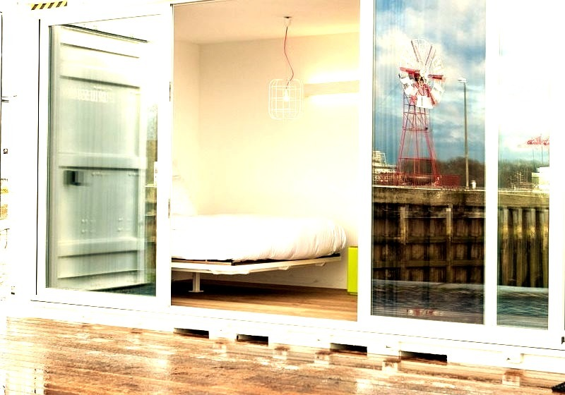 Antwerp, Anywhere, Pop Up Hotels, Unusual, Hotels