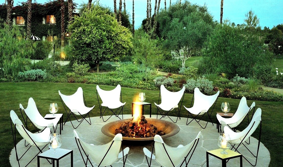 Hotels, California, Ca, Usa, Palm Springs