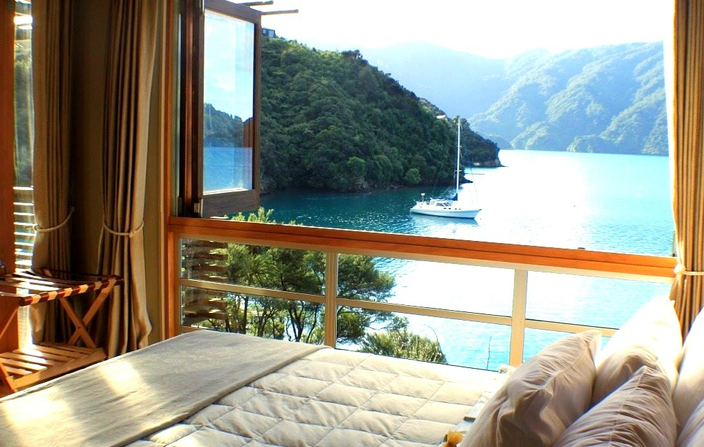 Design, Landscape, Travel, New Zealand, Resorts