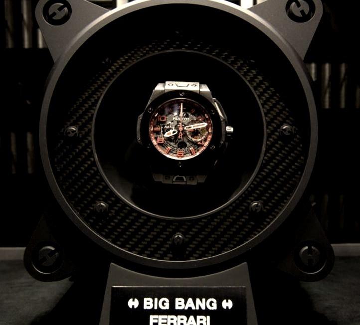Ferrari Hublot Watch Eventwww.DiscoverLavish.com