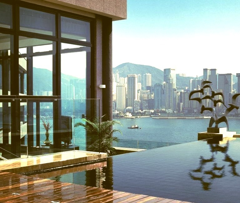 Beautiful View Of City