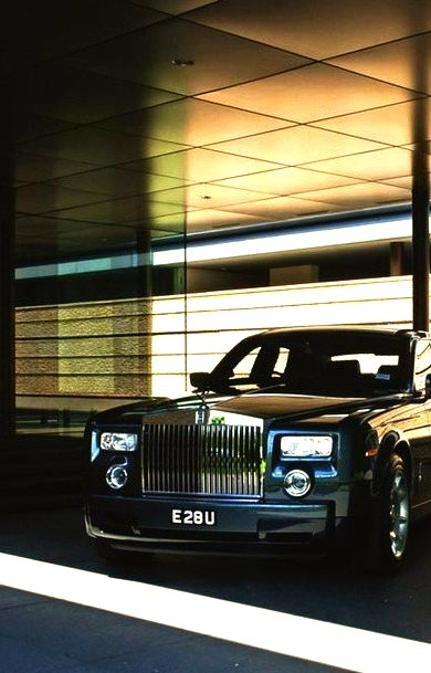 Perfect Rolls Royce Phantom