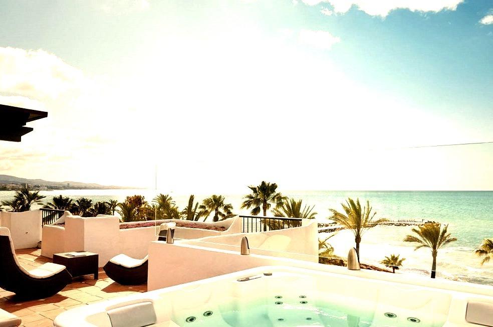 Travel, Marbella, Beach, Resorts, Spain