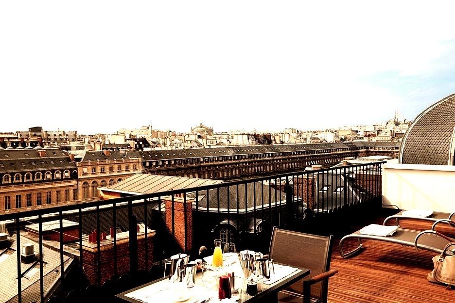 Grand Hotel du Palais Royal - Paris, France